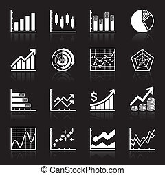 Business Infographic icons.