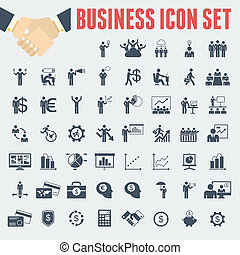 Business Infographic Template. - Flat Business Infographic ...