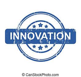 Business innovation stamp