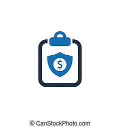 Business Insurance Policy Icon