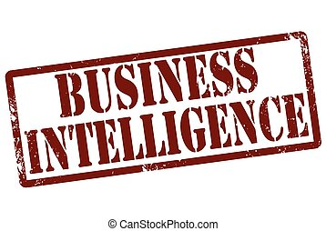 business intelligence stamp