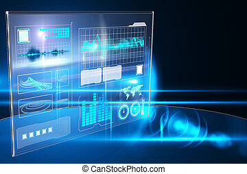 Business interface