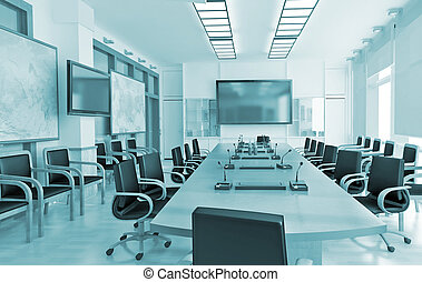 Business interior