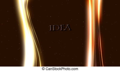 Business keywords idea, development