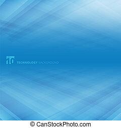business., kilátás, megvonalaz, háttér, elvont, látomás, kék, emelet, fogalom