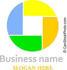 Business logo design.