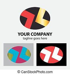 Business logo sign design