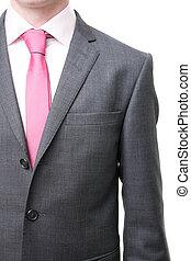 Business man - A business man in a suit