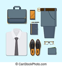 Business man casual outfit