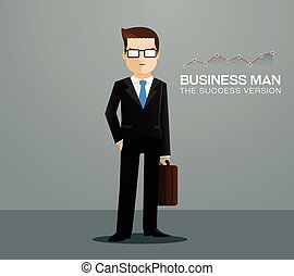 business man