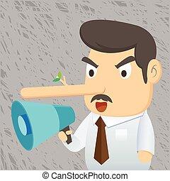 Business Man - lie