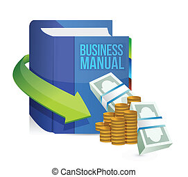 business manual education book