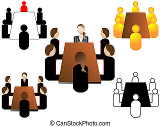 japanese business meeting clip art and stock illustrations 323 rh canstockphoto co uk annual business meeting clipart annual business meeting clipart