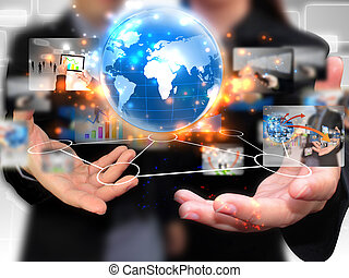 business národ, majetek, společenský, střední jakost