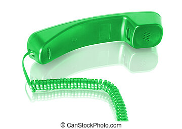 business object handset - business object. telephone handset...