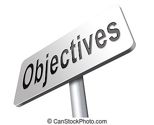 Objectives - Business Objectives firm statement on vision,...