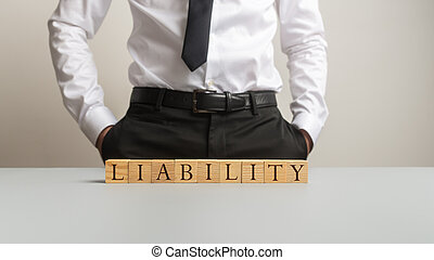Business obligation and responsibility concept
