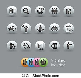 Business Opportunities - The Vector file includes 5 color...