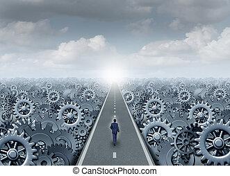 Business Opportunity Road - Business opportunity road...