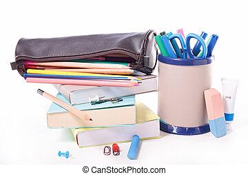 business or school equipment