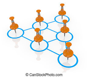 business organization chart - one organization chart with...