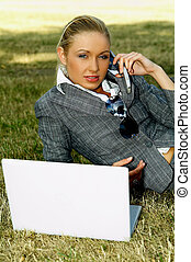 Business Outdoors 2