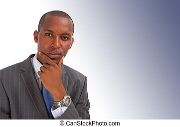 Business Outlook - This is an image of a businessman ...