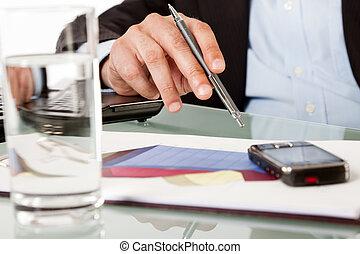business paper work statistics