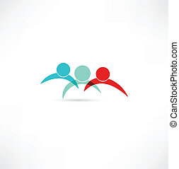 business partners sign