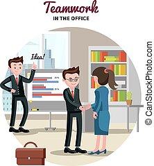 Business Partnership Template