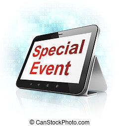 business, pc tablette, informatique, événement spécial, concept: