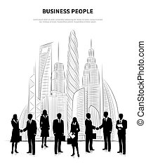 Business People Concept