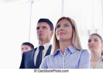 business people group - portrait of business people team...