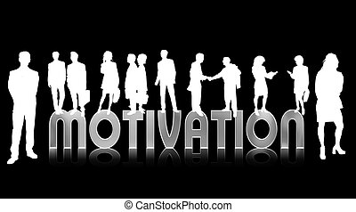 business people - motivation