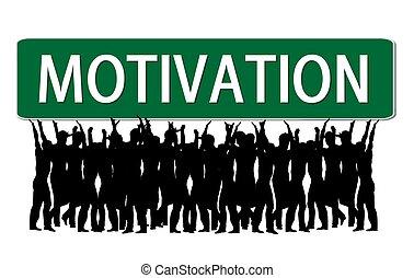 business people - motivation