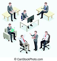business people set2