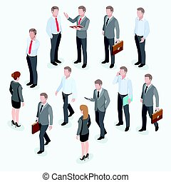 business people set3