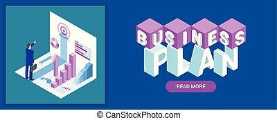 Business plan banner