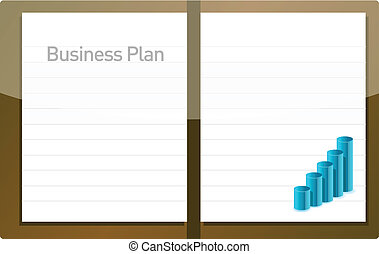 business plan with graph