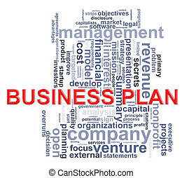 Business plan word tags