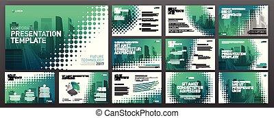 Business presentation templates. - Business presentation...