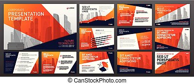 Business presentation templates. Use for powerpoint...