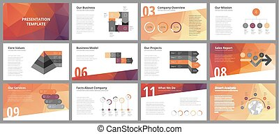 Business Presentation Templates Use For Powerpoint