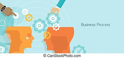 business process gears management work flow