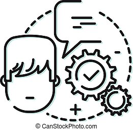 Business Process Icon
