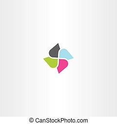 business, résumé, logo, technologie, symbole, icône