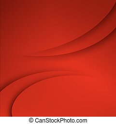 business, résumé, rouges, arrière-plan.
