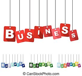 business, red vector business, flat vector business, background business