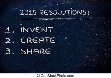business, resolutions, pour, 2015