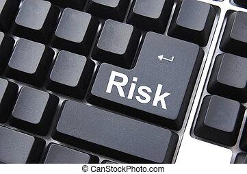 risk management - business risk management with computer ...